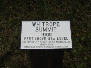 The 140th anniversary commemorative plaque